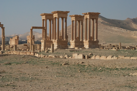 Palmyra before the war