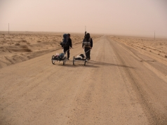 Dirt Road in Syria