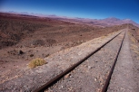 Railroad Track up to Paso Socompa