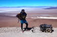 Amazing view on the Salar de Arizaro