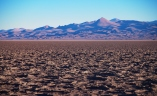 In the Salar de Arizaro on my way to Tolar Grande