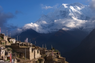 View on Annapurna II