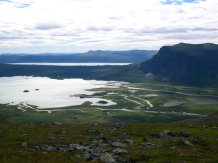 View on Rapadalen