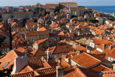 Town of Dubrovnik