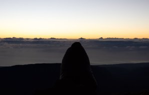 View from Piton des Neiges