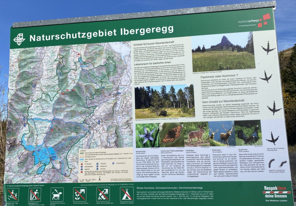 Natural Reserve Information